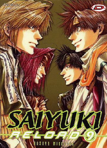 saiyuki-reload-vol-9
