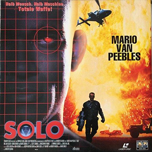 Solo (Laserdisc)