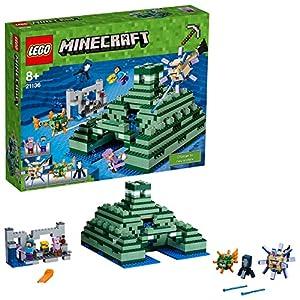 LEGO Minecraft - Monumento oceánico (21136)