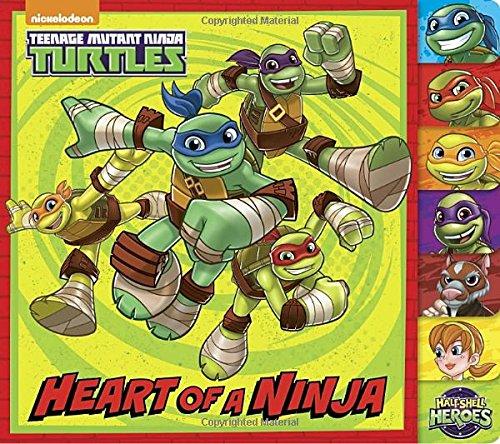 Heart of a Ninja (Teenage Mutant Ninja (Ninja Sais Teenage Raphaels Mutant Turtles)