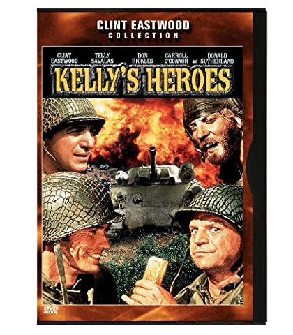 Kelly's Heroes [Import USA Zone