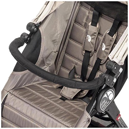 Baby Jogger 1962819 City Mini/Elite Single Bauchstange, schwarz