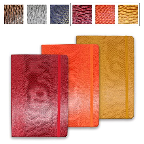 luxury-a5-notebook-set-of-3-from-luxelu-london-in-signature-finish-gift-boxes-the-brights