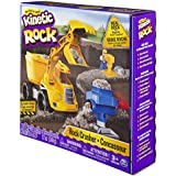 Kinetic Sand - Rock, playset trituradora (Bizak 61921448)