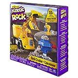 Kinetic Sand - Rock, playset trituradora (Bizak 61921448)