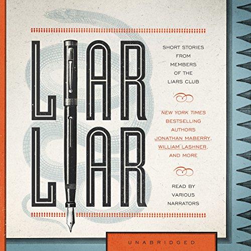 Liar Liar  Audiolibri