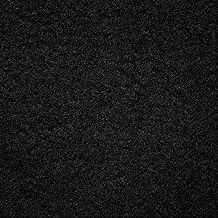 aktivstoffe Lammfell - Piel de Cordero sintética/Artificial - 2 Colores - Negro - por