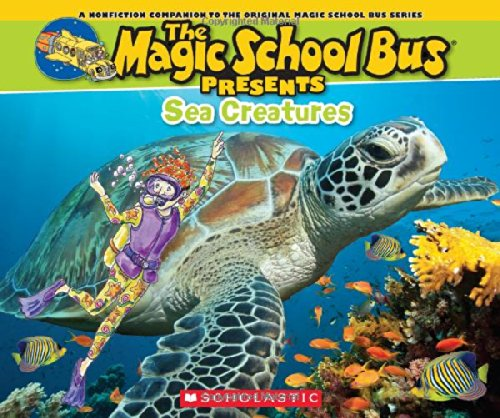 Magic School Bus Presents: Sea Creatures (School Bus Magic Presents)