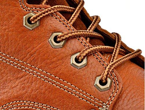 Lemontree Herren Winter Boots z121 Gelb