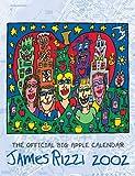 Kalender, James Rizzi, Format 39 x 30 cm