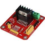 ICQUANZX L298N Dual H Bridge DC Stepper Motor Driver Módulo Controlador Junta para Arduino