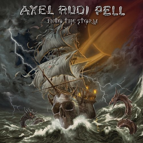 Axel Rudi Pell: Into the Storm (Audio CD)