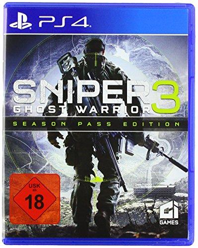 Sniper Ghost Warrior 3 - Season Pass Edition [PlayStation 4] (Sniper 3)