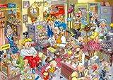 Jumbo Wasgij Destin 11 Le Bureau 1000 Pièces Puzzle