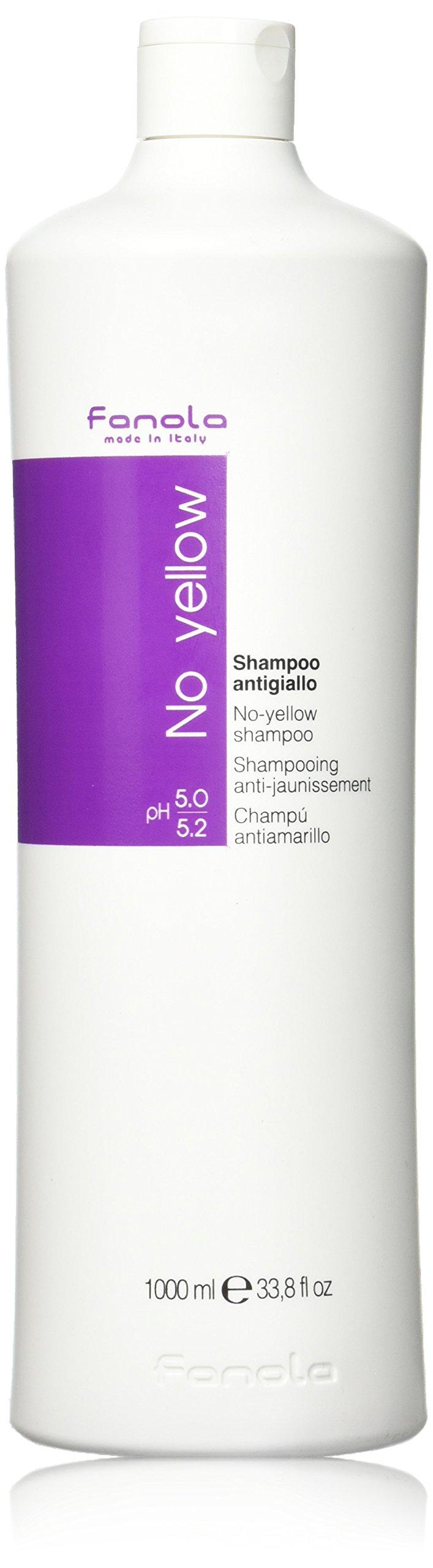 Fanola No Yellow Shampoo - Anti-Gelbstich Shampoo 12