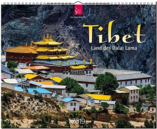 GF-Kalender TIBET - Land des Dalai Lama 2019