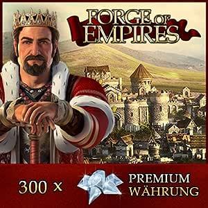 300 Diamanten für Forge of Empires