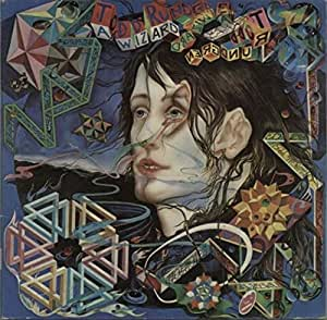 a wizard / a true star LP