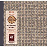 "First Edition Perfect Allusion - Circles Scrapbook Album 8""x8"" (Snap Load)"