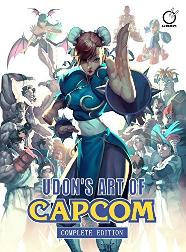 By Udon UDON's Art of Capcom: Complete Edition (Complete Edition) [Hardcover]