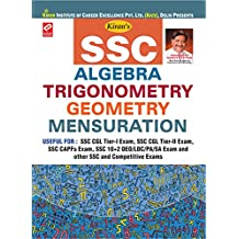 SSC Algebra Trigonometry Geometry Mensuration - English - 1469