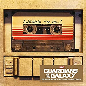 61JQ5G8RiDL. SS300  - Guardians of the Galaxy: Awesome Mix Vol.1 [Vinyl LP]
