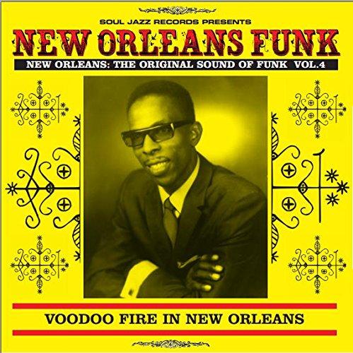 New Orleans Funk 4 [Vinyl LP] (Orleans Vinyl New)