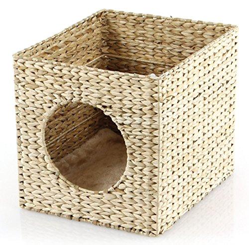 SwissPet gato cueva, apta para, por ejemplo IKEA® Kallax + Expedit.  ...