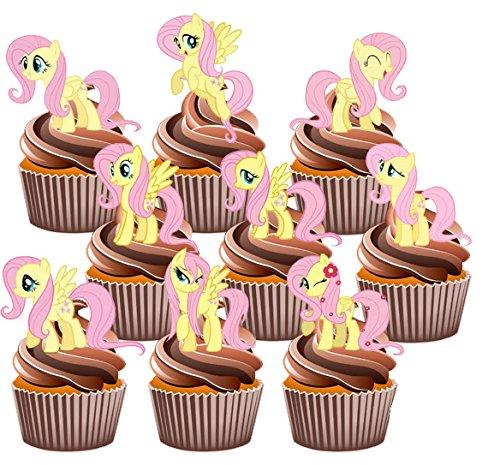 my-little-poney-fluttershy-gateau-decorations-12-comestibles-pour-cupcakes-col-montant