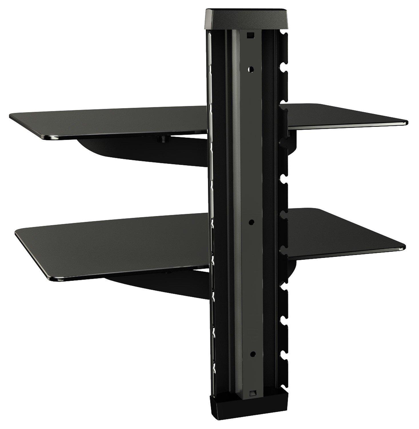 Hifi rack wand  RICOO Wandregal Glas TV Board Hifi Rack Universal: Amazon.de ...