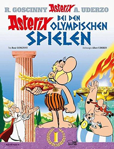 Asterix 12: Asterix bei den Olympischen Spielen (Die Olympischen Spiele)