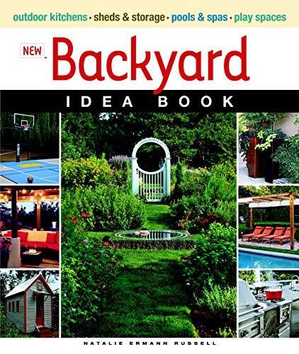 New Backyard Idea Book (Taunton Idea Book)