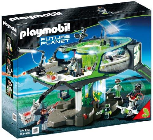 Playmobil 5149 - Space E-Rangers Cuartel Gral