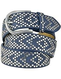 Bags4Less Nieten Gürtel / Nietengürtel / Model: LB 1511-14