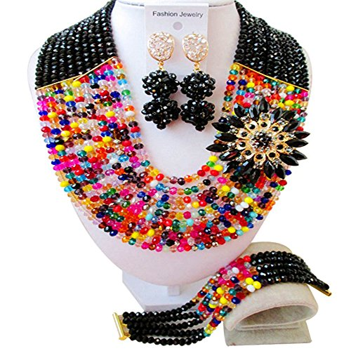 laanc-nigerian-african-wedding-high-quality-womens-muiticolor-10-layers-crystal-beads-bridal-jewelle