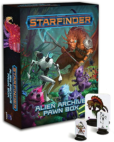 Download Pdf Books Starfinder Pawns Alien Archive Pawn Box By Full Pages Kotropdfonlien2
