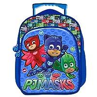 ea5e2a24e9812c Zaino Super Pigiamini: a scuola con Pj Masks - shopgogo