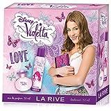Disney Violetta Love Geschenkset Eau de Toilette 50 ml und Deodorant 150 ml