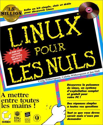 Linux pour les nuls par Collectif