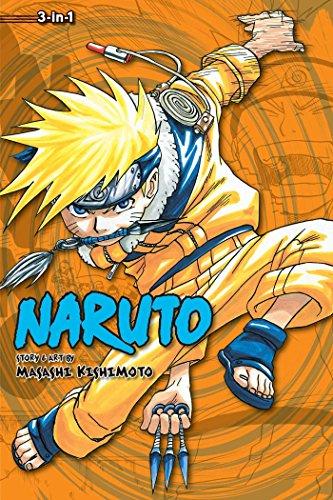 NARUTO 3IN1 TP VOL 02 (C: 1-0-1) (Naruto (3-in-1 Edition)) por Masashi Kishimoto