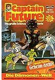 CAPTAIN FUTURE - Die große Science-Fiction-Serie Comic # 65: Die Dämonen-Welt