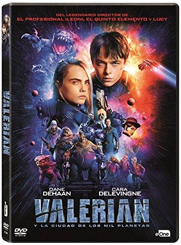 Valerian Y La Ciudad De Los Mil Planetas [DVD]