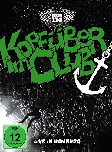 Kopfuber Im Club: Live In Hamburg (3 DVD)