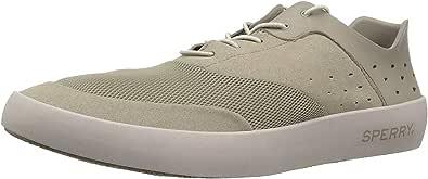 Sperry Top-Sider Men's Flex Deck CVO Ultralite Sneaker, Taupe, M 090 M US