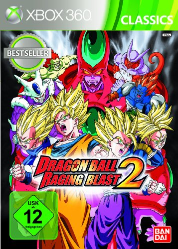 Dragon Ball Raging Blast 2 [Classics] (Dragon Ball Z-spiel Für Xbox)