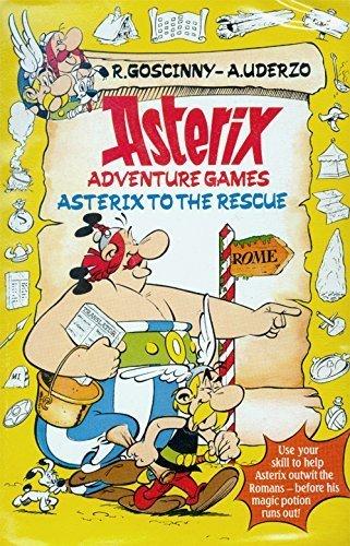Asterix to the rescue