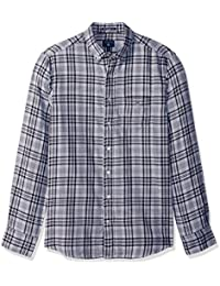 GANT Men's Winter Double Face Check Shirt