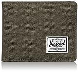 immagine prodotto Herschel Wallets Roy+Coin portafoglio 11 cm canteen crosshatch