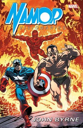 NAMOR VISIONARIES BY JOHN BYRNE 02 (Marvel Visionaries)