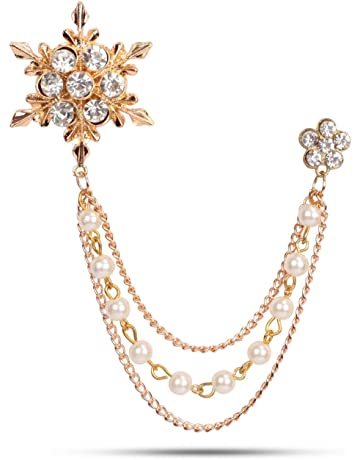35c4e0e7ee9f6 Brooches & Pins: Buy Brooches & Pins Online at Best Prices in India ...
